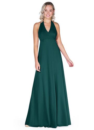 Azazie Auburn Bridesmaid Dress