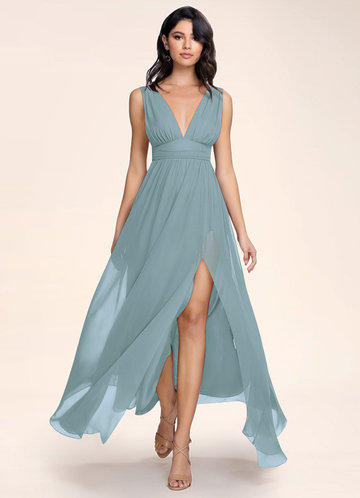 front_Blush Mark Dancing Queen {Color} Maxi Dress
