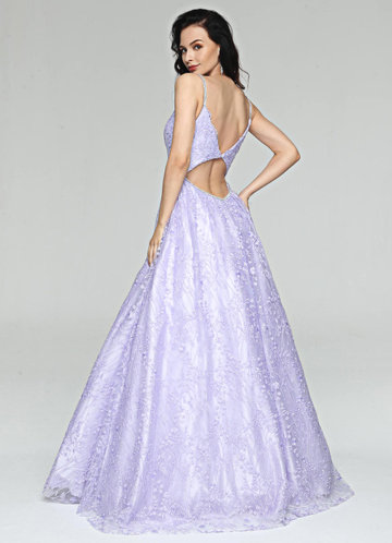 back_AZ Springtime Prom Dress