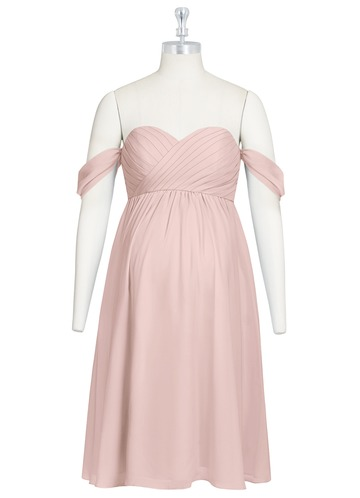 Azazie Gemma Maternity Bridesmaid Dress