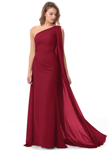 Azazie Lydia Bridesmaid Dress