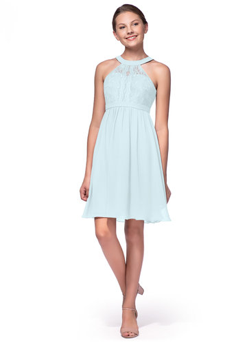 Azazie Andalise Junior Bridesmaid Dress