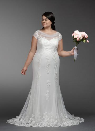 Azazie Elena Wedding Dress