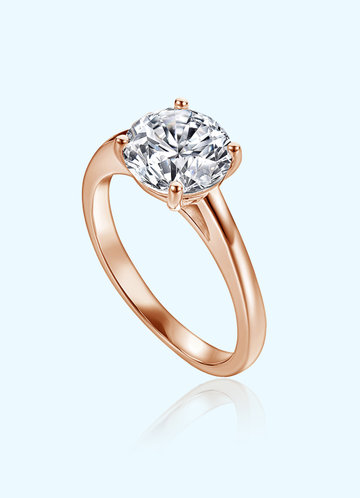 front_Self-Love CZ Ring