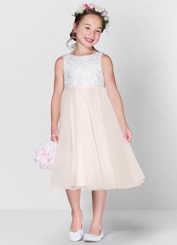 front_Azazie Udara Flower Girl Dress