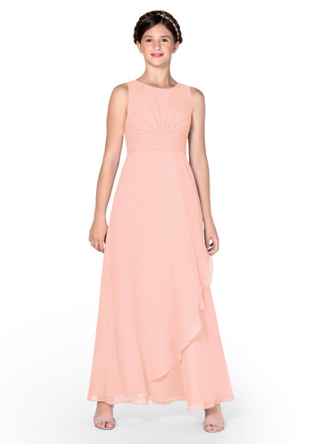 Azazie Harlow Junior Bridesmaid Dress