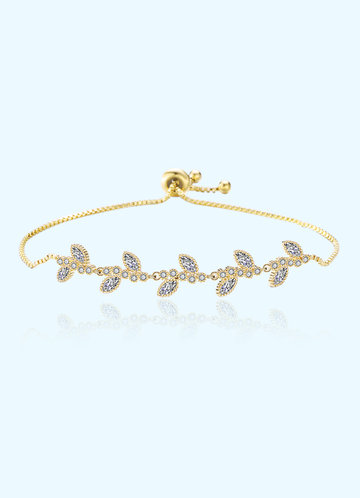 front_Elegant Vine Bracelet