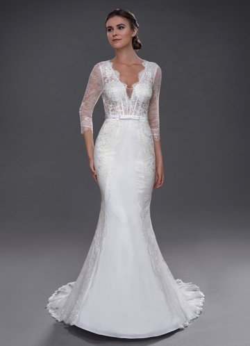 Azazie Ricarda Wedding Dress