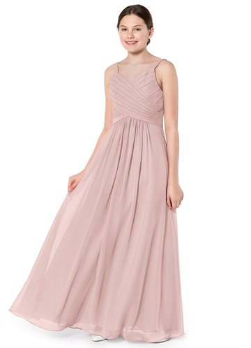 Azazie Haleigh Junior Bridesmaid Dress