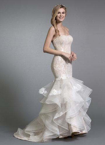Azazie Essence Wedding Dress