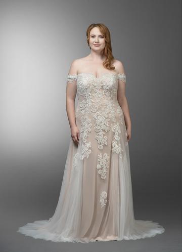 Azazie Adeline Wedding Dress