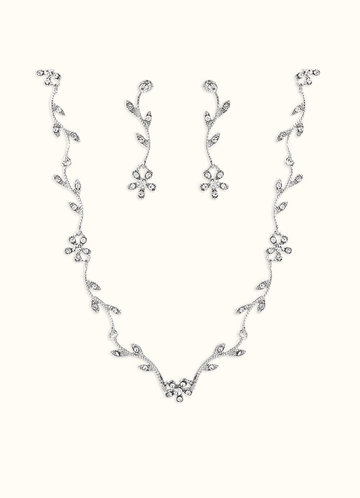 front_Eternal Vines Jewelry Set
