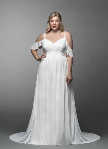 Azazie Cai Wedding Dress