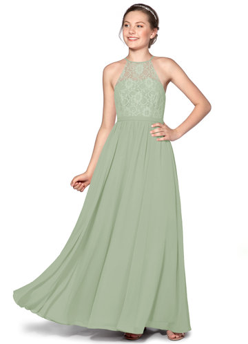 Azazie Halima Junior Bridesmaid Dress