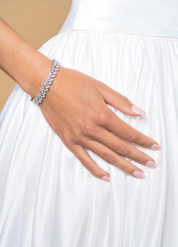 back_Laurel Leaf Bracelet