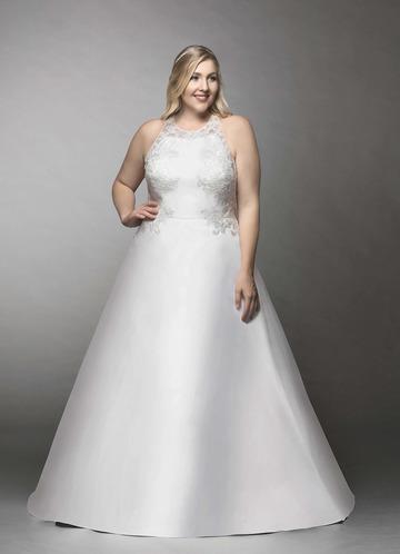 Azazie Lucky Wedding Dress
