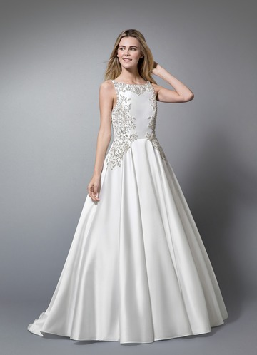 Azazie Barbara Wedding Dress