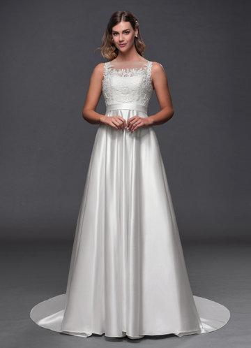 Azazie Vienna Wedding Dress