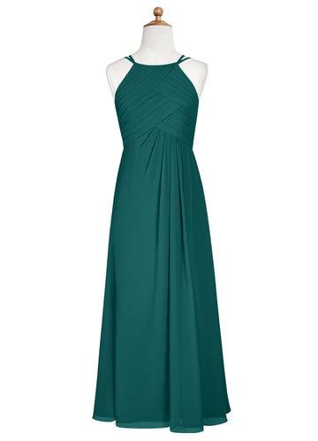 Azazie Ginger Allure Junior Bridesmaid Dress