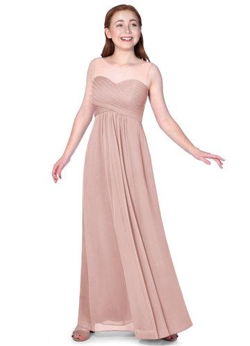 Azazie Meera Junior Bridesmaid Dress