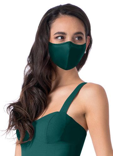 back_Updated Non-Medical Matte Satin Reusable Face Mask