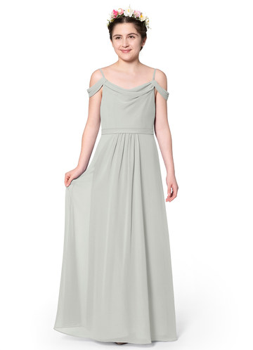 Azazie Alivia Junior Bridesmaid Dress
