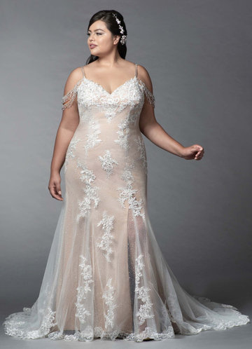 Azazie Saskia Wedding Dress