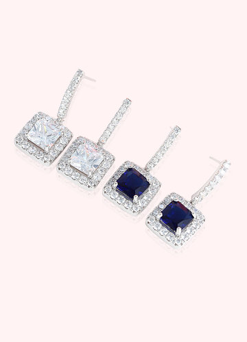 front_Statement Crystal Stud Earrings