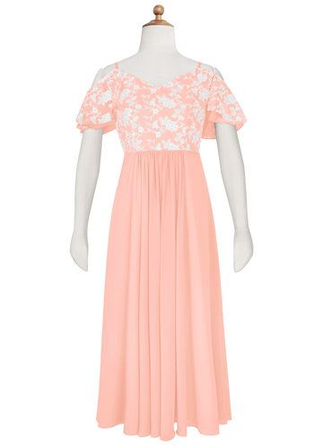 Azazie Avalyn Junior Bridesmaid Dress