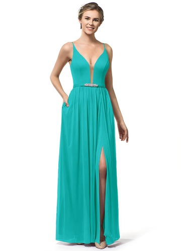 Azazie Leah Bridesmaid Dress
