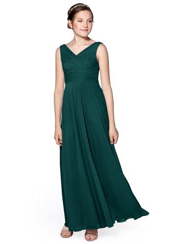 Azazie Una Junior Bridesmaid Dress