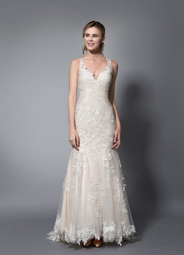 Azazie Laila Wedding Dress