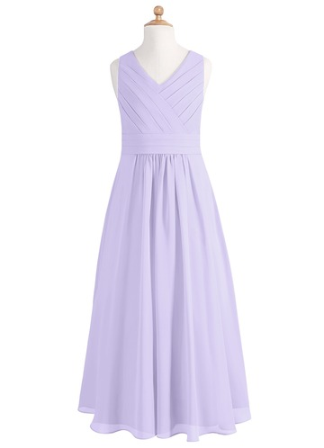 Azazie Pierrette Junior Bridesmaid Dress