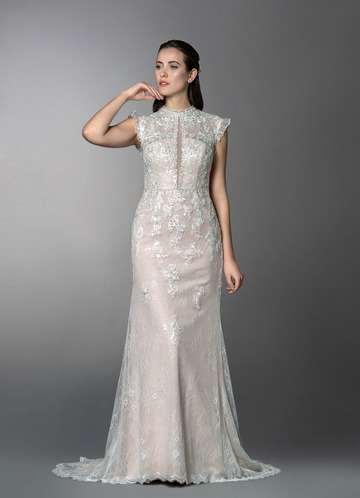 Azazie Normandie Wedding Dress