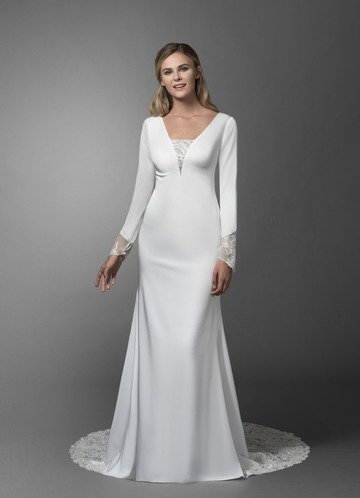 Azazie Primrose Wedding Dress