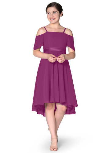 Azazie Briony Junior Bridesmaid Dress