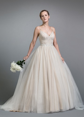 Azazie Vera Wedding Dress