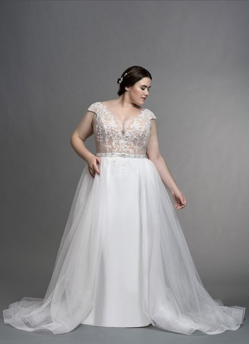 Azazie Bambi Wedding Dress