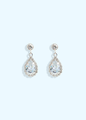 back_Rhinesstone Statment Jewelry Set