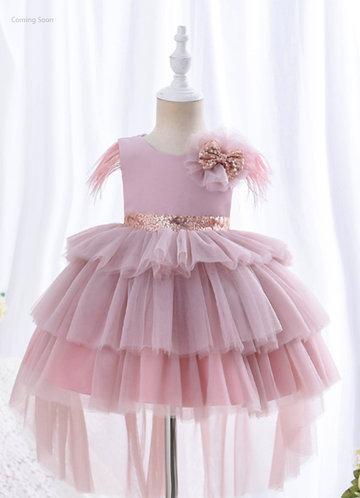 front_Azazie Anastasia Flower Girl Dress