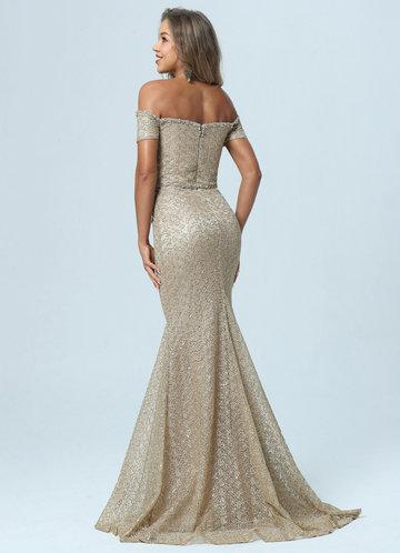 back_AZ Effervencence Prom Dress