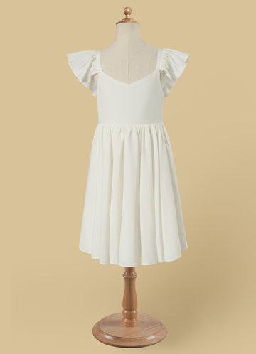 Azazie Roza Flower Girl Dress