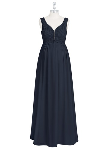 Azazie Madison Maternity Bridesmaid Dress