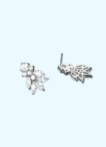back_Angel Leaf Earrings