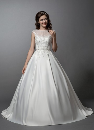 Azazie Akira Wedding Dress