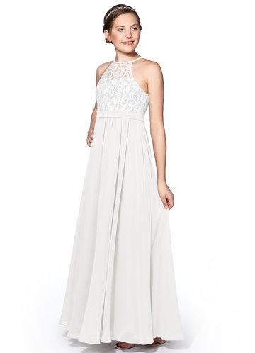 Azazie Fahari Junior Bridesmaid Dress