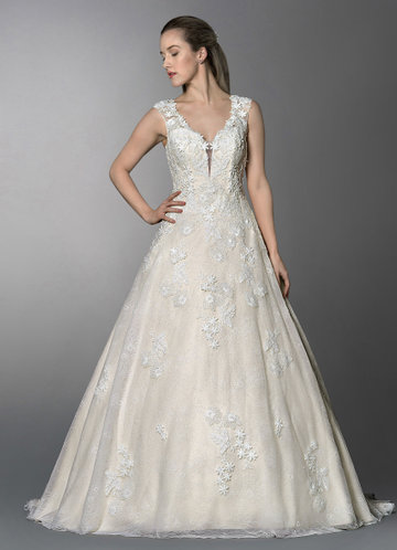 Azazie Mariposa Wedding Dress