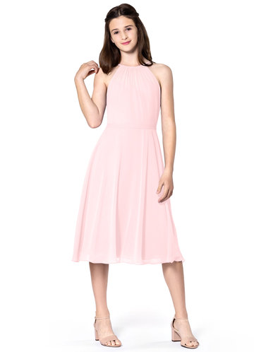 Azazie Alayna Junior Bridesmaid Dress