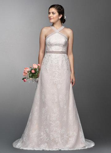 Azazie Clermont Wedding Dress