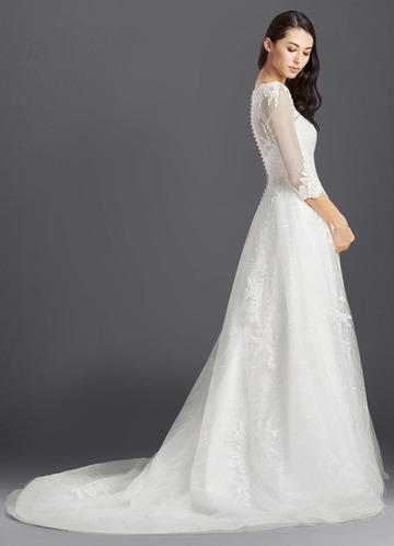 Azazie Ayla Wedding Dress